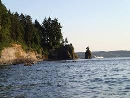 the siwash rock sunset row may 31st 2014 the urban oarsman