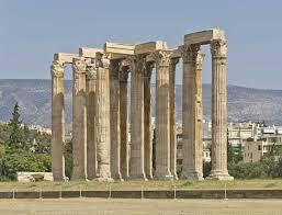 Seeking Zeus Temple Of Olympian Zeus Athens Greece Cruisebe