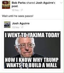 Facebook Post Meme - kennewick city councilman criticized for anti latino social media