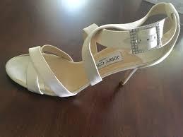 ivory satin wedding shoes jimmy choo ivory satin wedding shoes weddingbee