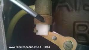 rubinetto perde acqua scarico wc perde come ripararlo paperblog
