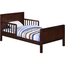 walmart toddler beds baby relax nantucket toddler bed espresso walmart com