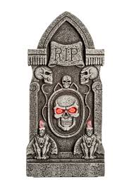 tombstones and graveyard sets
