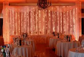 wedding backdrop with lights wedding backdrop image inspirations package curtain lights