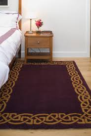 Celtic Area Rugs Bedroom With Celtic Wool Area Rug Durable And Wool Area