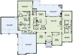 One Floor House House Plans Home Plans And Floor Plans From Ultimate Plans