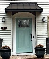 awnings for doors at lowes copper awning for doors standing seam metal door awnings