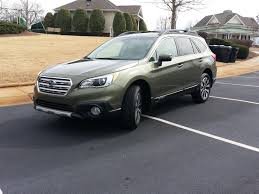 2017 subaru outback 2 5i limited interior new 2 5 limited wilderness green ob subaru outback subaru