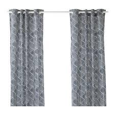 Ikeas Curtains Nunnerört Curtains 1 Pair Ikea