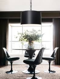 dining room pendant lighting ideas advice at lumens com shop alston drum pendant by crystorama and more
