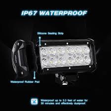 emergency light laws by state led work light bar 36w led flood lights fog lights driving l