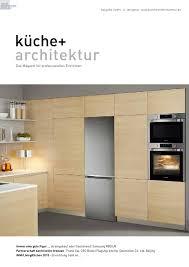K He Nobilia Küche Architektur 1 2015 By Fachschriften Verlag Issuu