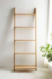 Leaning Shelf Bookcase