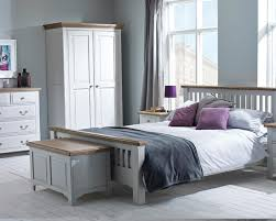 Painted Wooden Bedroom Furniture by Apply Grey Bedroom Furniture For Calming Minimalistic Style