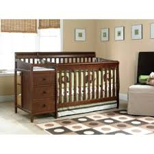 afg athena daphne i 2 in 1 convertible crib and changer combo in