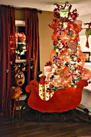 baby nursery knockout christmas tree decorating tutorial trees