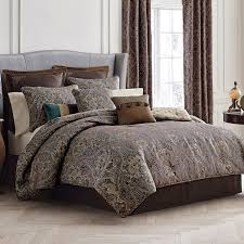 Brown Queen Size Comforter Sets Bedroom Awesome California King Comforter Sets For Your Bedroom