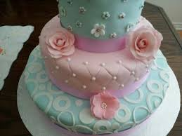 sweet 16 birthday cake two tiers different colors sweet 16 part