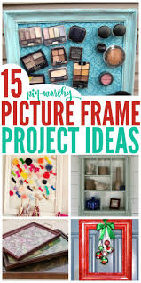 40 best craft picture frames images on pinterest diy cardboard 15 pin worthy picture frame project ideas