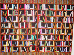 Bookshelf Quilt Pattern How Do You Organize Your Quilt Books O V Brantley Quilt Studio