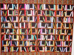 Bookshelf Quilt Pattern How Do You Organize Your Quilt Books O V Brantley Quilt Studio