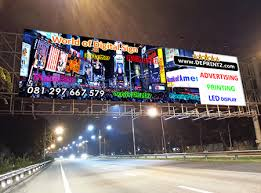 desain gambar neon box advertising biro reklame jasa buat papan nama billboard neon