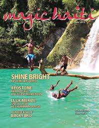 Haitian Flag Meaning Magic Haiti 21th Edition By Clarens Courtois Issuu
