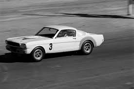 Black 1965 Mustang Unseen Outtakes Of Shelby Ford Mustang G T 350 Prototype At