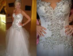 preowned wedding dresses pnina tornai wedding dresses would you wear a used wedding dress