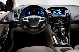 Cool Car Wallpapers Ford Focus Interior