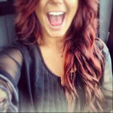 what color is chelsea houska hair color teen mom chelsea houska dyes her hair again do you love it or