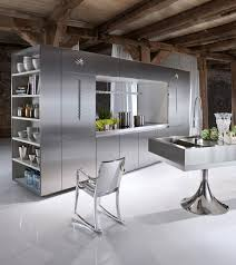 ikea edelstahl küche moderne edelstahl küche design ideen