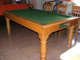 Pool Table Disguised Dining Room Table Dining Tables - Pool table disguised dining room table