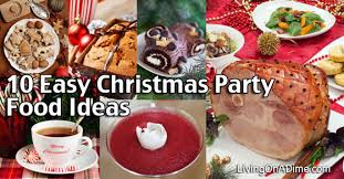 Christmas Party Treats - frugal living save money and get out of debt living on a dime