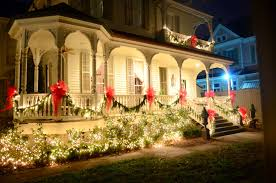 Home Decorated For Christmas by A Nola Noel New Orleans Christmas Holiday Events