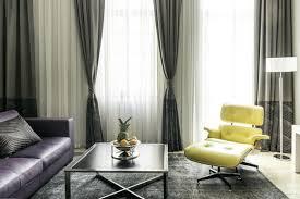 inspiration chambre adulte 1001 idées pour la décoration d une chambre gris et violet