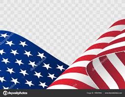 United States American Flag Waving Flag Of The United States Of America Illustration Of Wavy