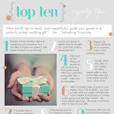 high end wedding registry top 10 registry tips something turquoise
