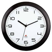 horloge de bureau horloge silencieuse diamètre 30cm alba vente de horloge de