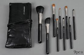 Cheap Makeup Classes Mac Designer Makeup M A C 9pcs Makeup Brushes Set Mac Makeup
