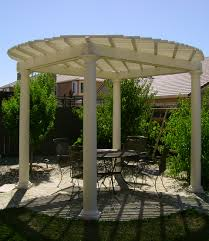 rocklin pergola lattice shade structure hardscape capital