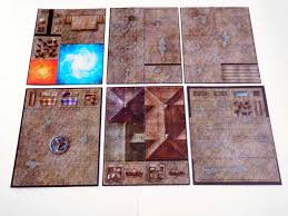 a complete list and gallery of dungeon tiles sets dmdavid