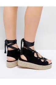 ugg sale asos espadrilles asos jaycena lace up espadrille sandals jpg