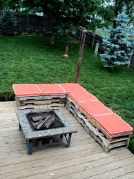 Firepit Bench by Outdoor Fire Pit Ideas Tips To Build Midcityeast