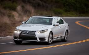lexus ls400 modified 2013 lexus ls 460 first drive motor trend