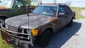 survival car murdercedes zombie apocalypse survival car
