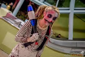 halloween horror nights clowns universal studios hollywood halloween horror nights 2016 terror
