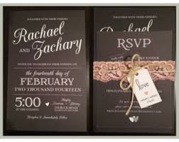 wedding invitations nj rustic twine wedding invitation set sle