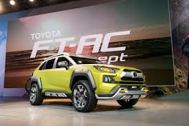 toyota new suv car toyota s planning a new subcompact urban crossover suv