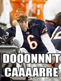 Funny Chicago Bears Memes - qb jay cutler practices for first time with miami dolphins